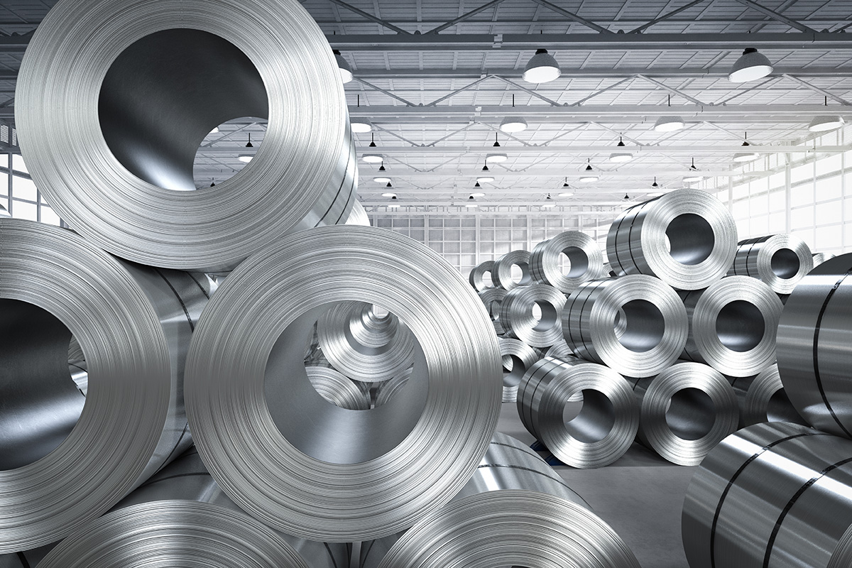 YOUR INTERNATIONAL TINPLATE & PACKAGING STEEL SOURCE